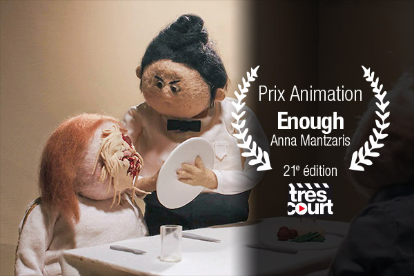 Prix Animation 21e edition: Enough