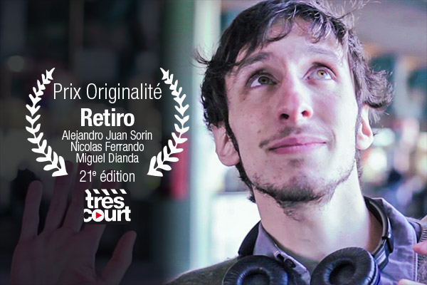 Prix Originalité 21e edition: Retiro