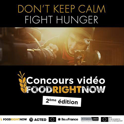 Video Contest Food Right Now 2nd edition