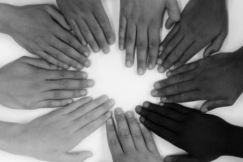 Nine hands