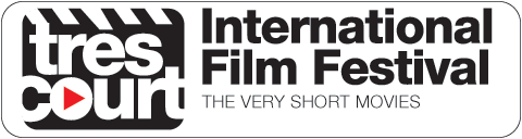 Très Court International Film Festival new logo