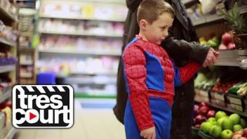 Superheroes - Webbed