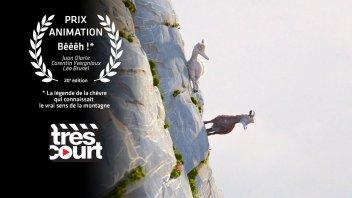 Prix Animation 2018 - La légende de la chèvre qui connaissait le vrai sens de la montagne
