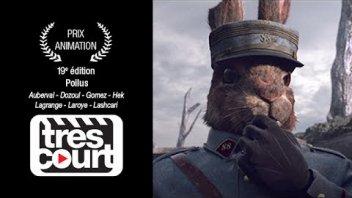 Prix de l'Animation 2017 - Poilus