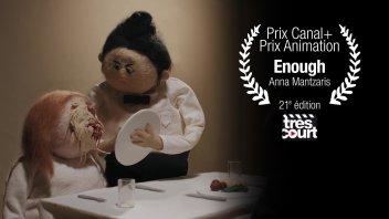 Prix de l'Animation et Prix Canal+ 2019 - Enough
