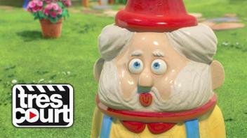 Mon cher nain de jardin - My dear gnome