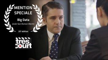 Mention Spéciale 2018 - Big Data