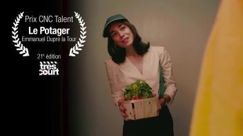 Prix CNC Talent - Le Potager